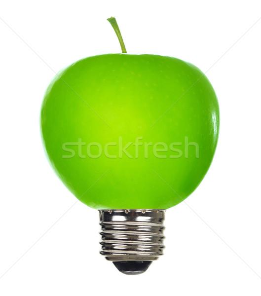 Energy saving lamp  Stock photo © Kurhan