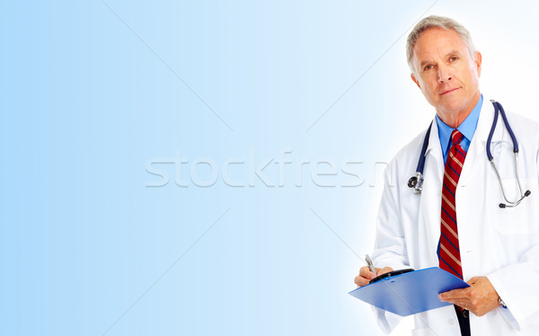 Doctor Stock photo © Kurhan