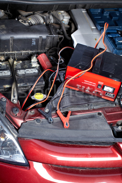 Auto repair. Stock photo © Kurhan