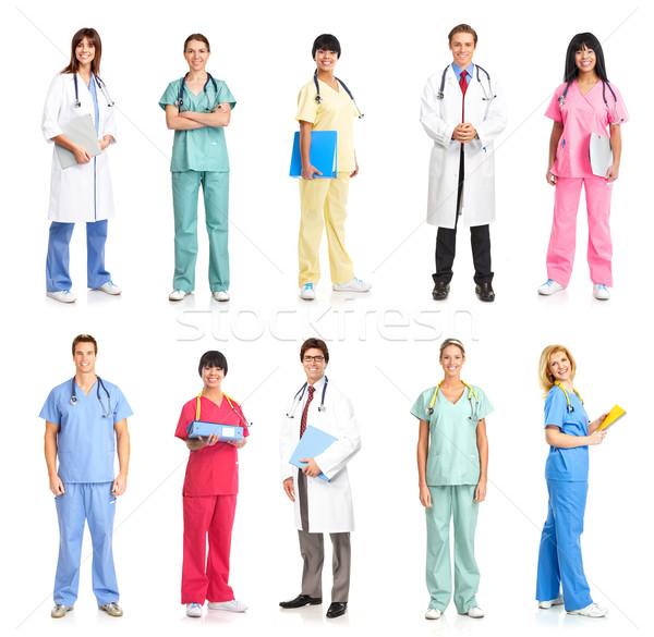 medical people Stock photo © Kurhan