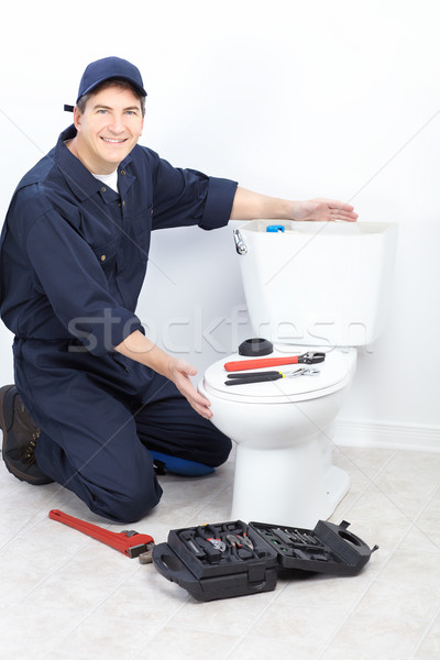 plumber Stock photo © Kurhan