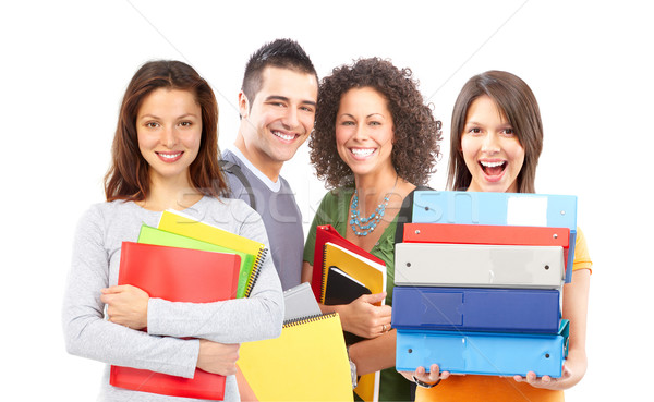 Students Stock photo © Kurhan