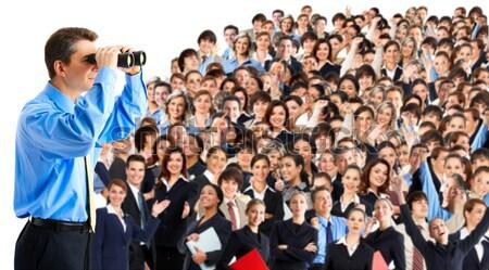ビジネスチーム ビジネスマン グループ 労働 人 ビジネス ストックフォト © Kurhan