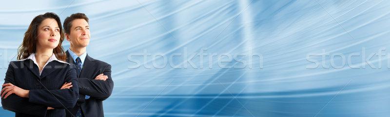 Business people team. Stock photo © Kurhan