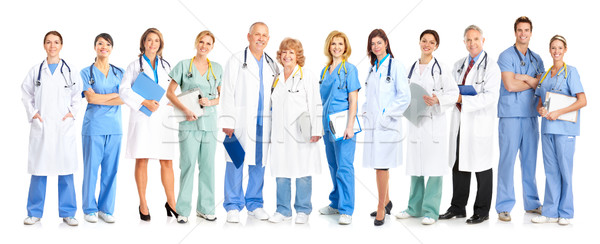 doctors  Stock photo © Kurhan
