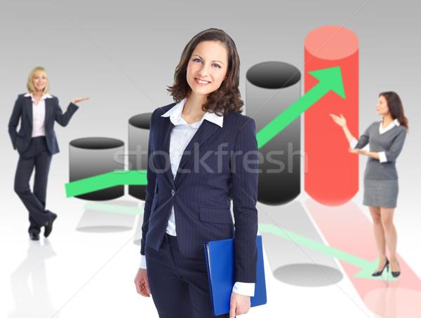 Business people team Stock photo © Kurhan