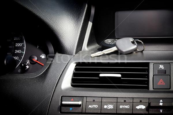 車のキー 自動 車 キー 販売 ストックフォト © Kurhan