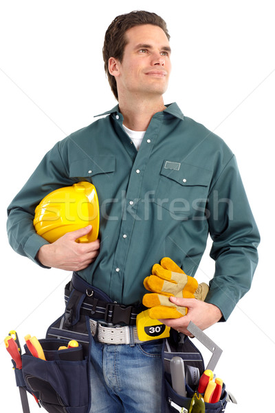 builder Stock photo © Kurhan
