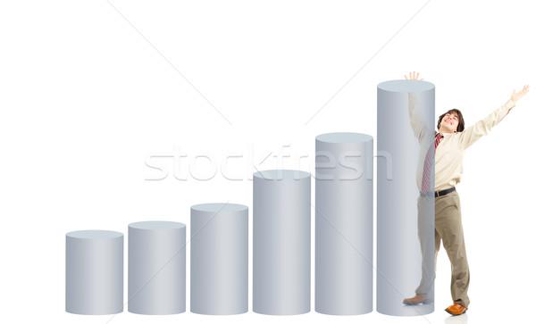 Businessman Stock photo © Kurhan
