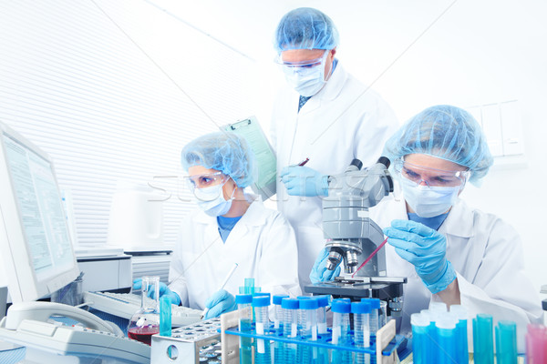 Laboratory Stock photo © Kurhan