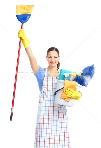 Housewife Stock photo © Kurhan