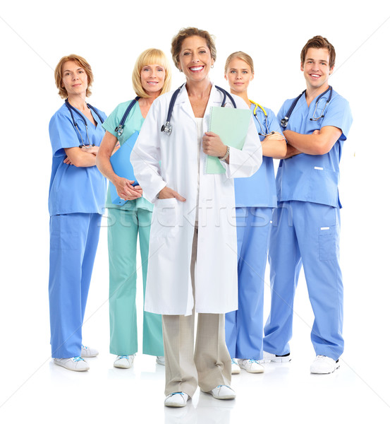 Medical doctors Stock photo © Kurhan