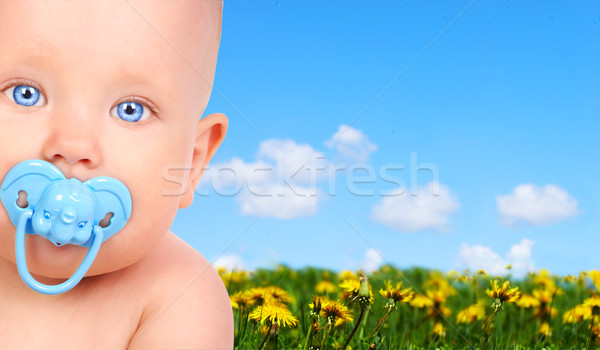 Baby Stock photo © Kurhan