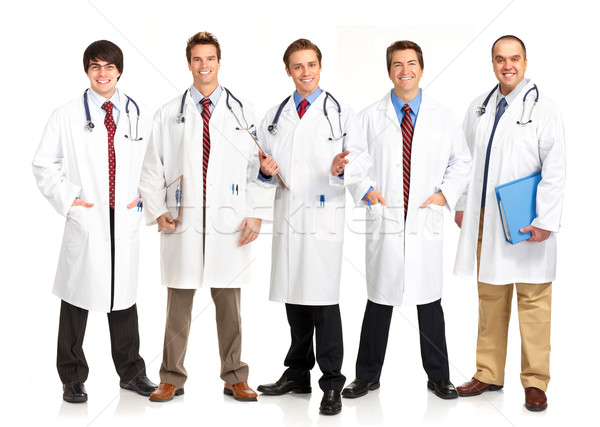medical people Stock photo © Kurhan