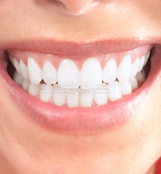 笑顔 健康 美しい 歯科 健康 ホワイトニング ストックフォト © Kurhan