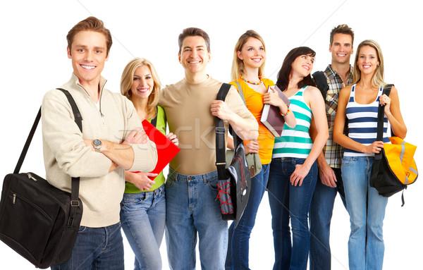 Students Stock photo © Kurhan