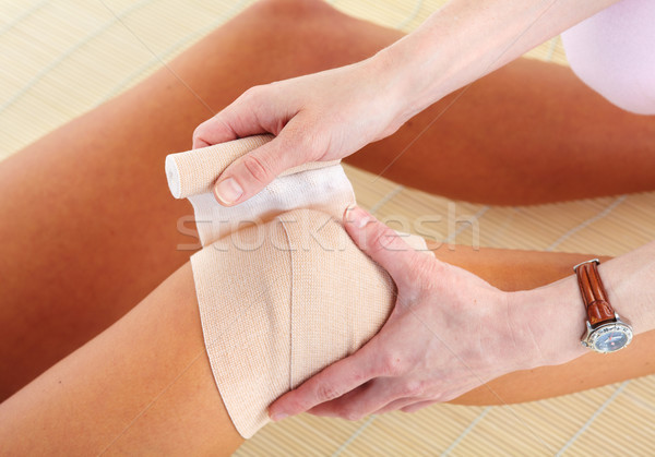 Bandage. Stock photo © Kurhan