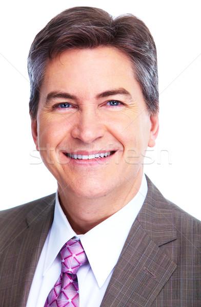Executive businessman. Stock photo © Kurhan