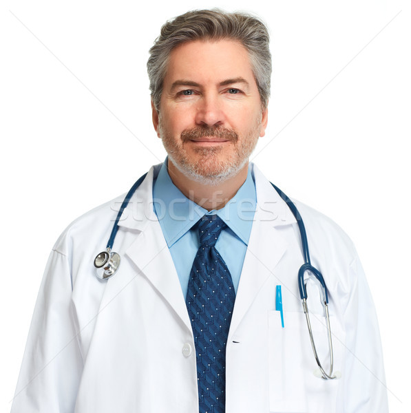 Doctor pharmacist. Stock photo © Kurhan