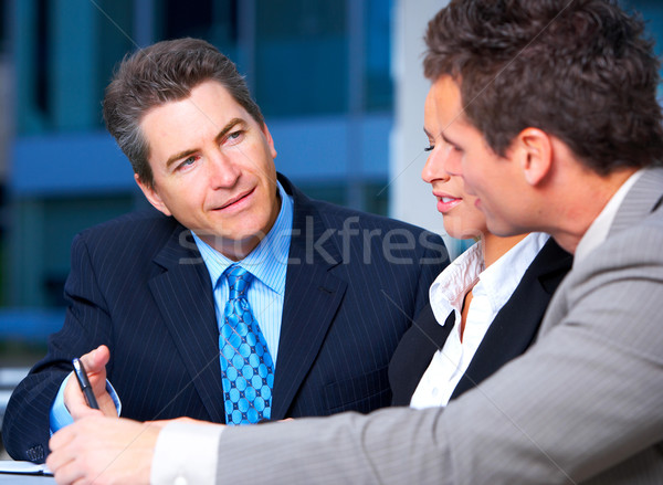 Business  people Stock photo © Kurhan