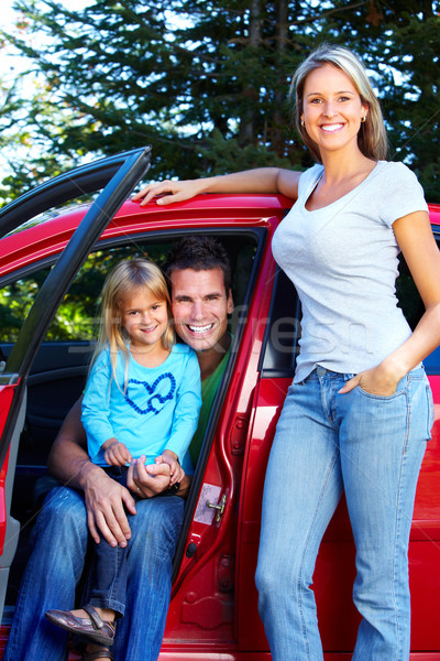 Family car. Stock photo © Kurhan