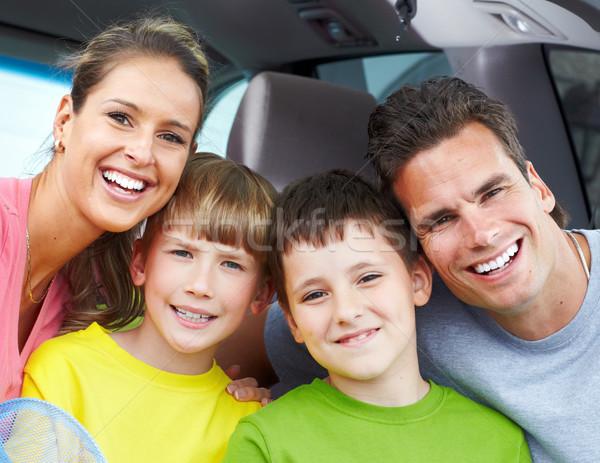 family car Stock photo © Kurhan