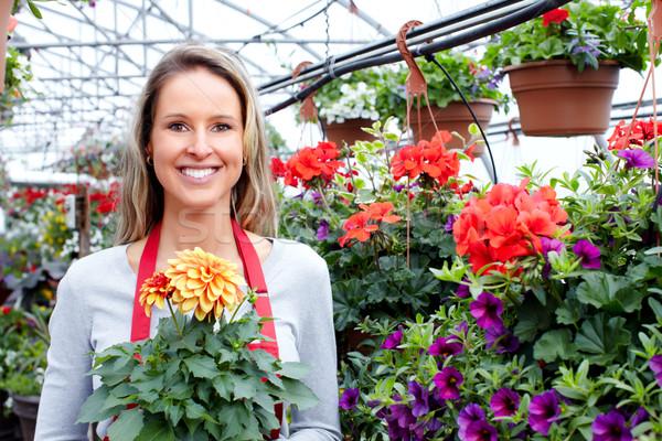 Stock photo: Gardening.