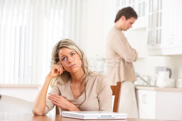 Divorce Stock photo © Kurhan