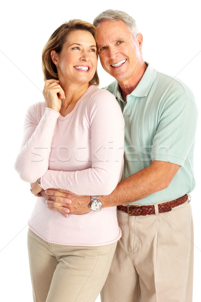 Stock photo: seniors