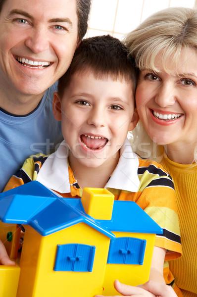 Family Stock photo © Kurhan