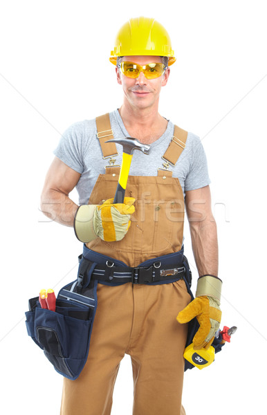 contractor Stock photo © Kurhan