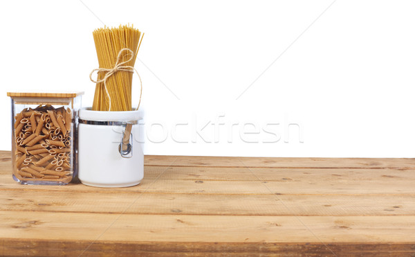 Spaghetti Stock photo © Kurhan