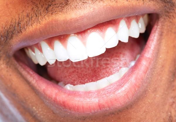 Smile. Stock photo © Kurhan