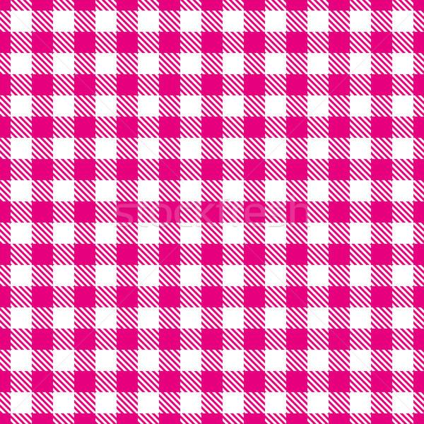 розовый белый традиционный ткань текстуры Сток-фото © kurkalukas
