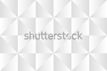 Soyut beyaz minimalist model geometrik basit Stok fotoğraf © kurkalukas