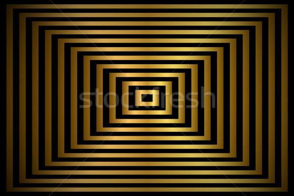 Altın soyut altın gölge doku duvar Stok fotoğraf © kurkalukas