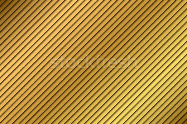 Or résumé beige diagonal orange Photo stock © kurkalukas