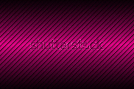 Pink line abstract background with dark gradient, simple vector  Stock photo © kurkalukas