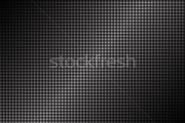 Węgiel czarny streszczenie nowoczesne metaliczny wygląd Zdjęcia stock © kurkalukas