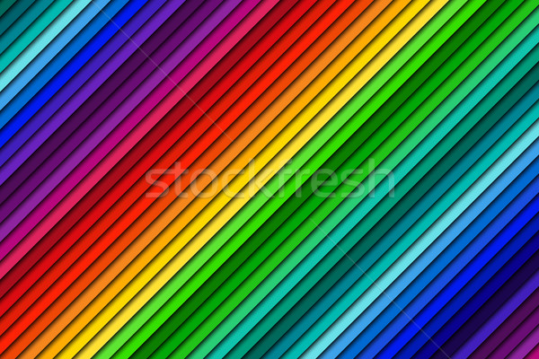 Abstract color background, oblique line Stock photo © kurkalukas