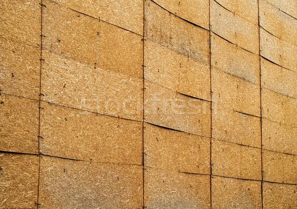 Muur bouwplaats gesloten textuur bouw achtergrond Stockfoto © Kuzeytac