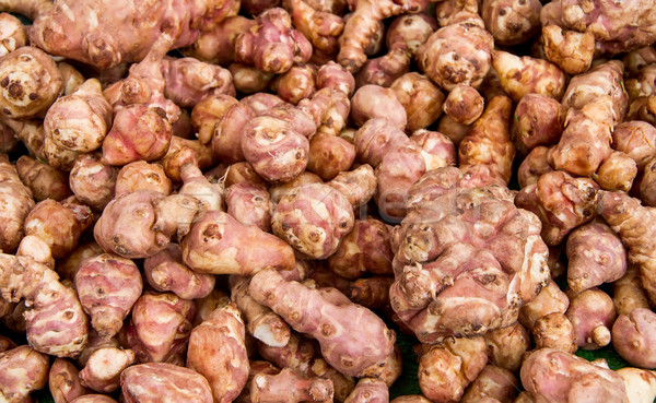 Organiczny Jerozolima korzeń bazar wiosną Zdjęcia stock © Kuzeytac