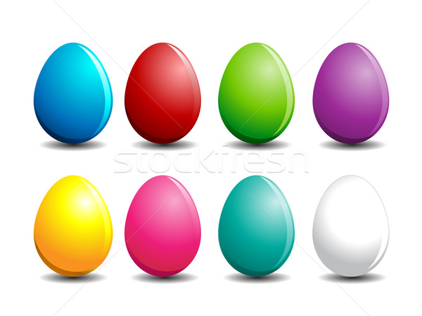 Easter Egg Stock photo © kuzzie