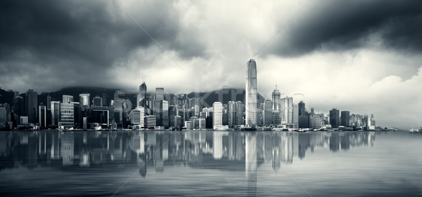 Hong Kong Harbour Stock photo © kwest