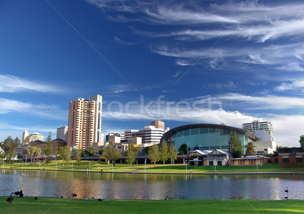 Adelaide Stock photo © kwest
