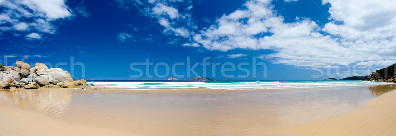 Summer Beach Stock photo © kwest