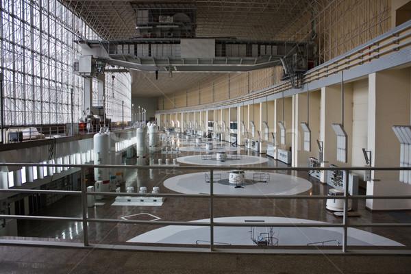 hydro power plant Stock photo © kyolshin
