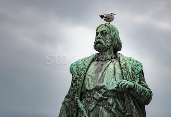 スウェーデン リーダー 北欧 ヨーロッパ 旅行 ストックフォト © kyolshin