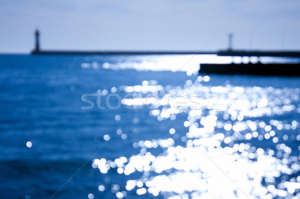 sea lighthouse Stock photo © kyolshin
