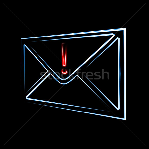important email message Stock photo © kyolshin